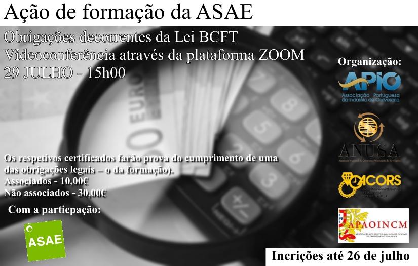 AÇÃO FORMAÇAO LEI BCFT